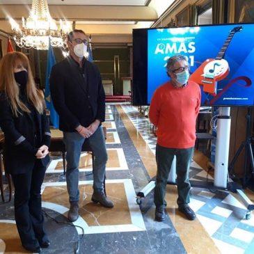 Presentación de los nominados a los Premios AMAS 2021